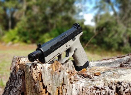Compensated Handguns - The Pros and Cons