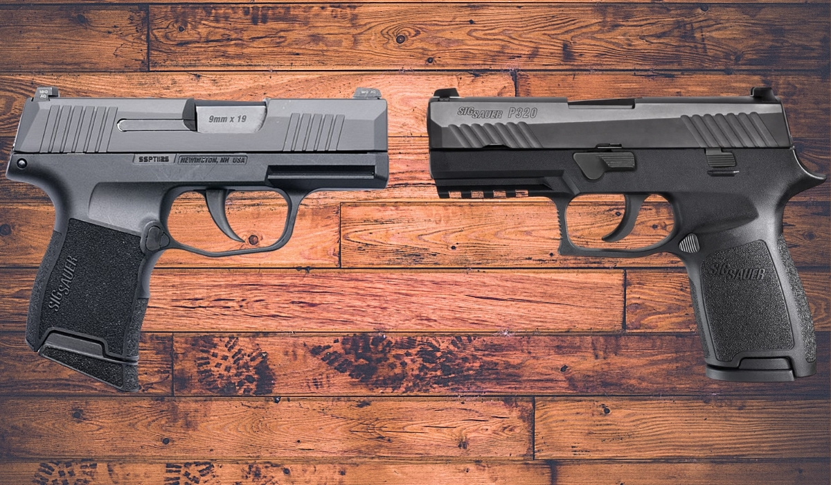 SIG Sauer, SIG, P365, P365 SAS, P320, P320 Carry, P320 X-Carry, CrossBreed Holsters, best holster for, concealed carry holsters, holster, holsters, Reckoning Holster, hybrid holster, comfortable holsterSIG Concealed Carry, Concealed Carry Holsters, IWB, OWB, SIG PISTOLS, 9MM,