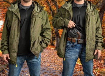 Cool Weather Carry: Get Ready to Pack Heat in the Cold