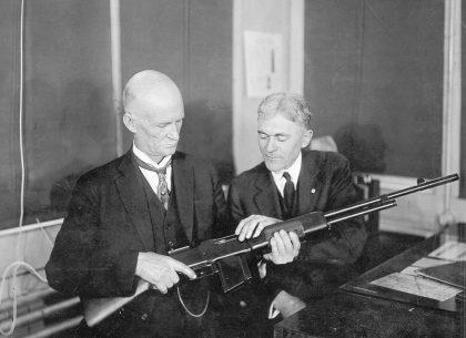 The Top 5 Handguns of John Browning