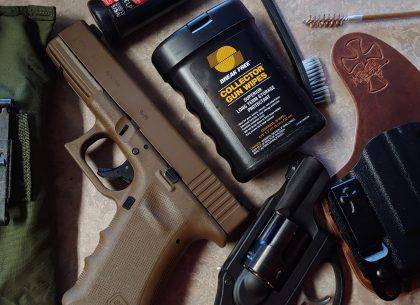 How to Clean a Gun 101 - A Non-Stress Guide