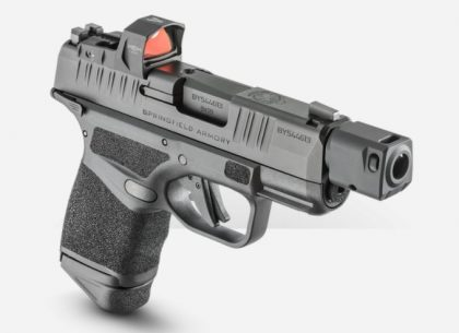 New Springfield Hellcat RDP is Here