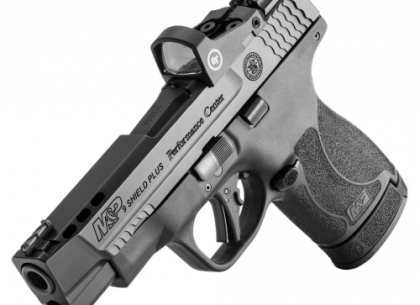 NEW Higher Capacity Smith & Wesson Shield PLUS