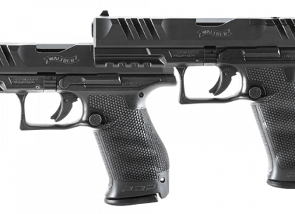 The All-New Versatile Walther PDP
