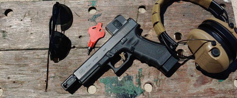 How To Zero A Handgun Red Dot