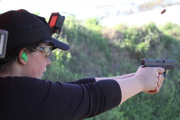 Glock 43 Used for Competition to Concealed Carry