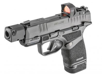 Springfield Hellcat Rapid Defense Package (RDP) - compact handguns