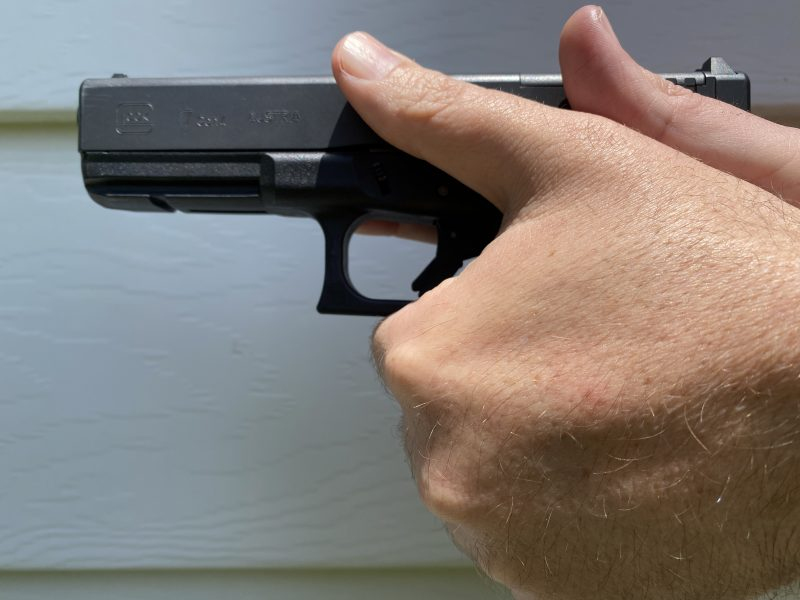 Get a Grip! How You Hold the Gun Matters