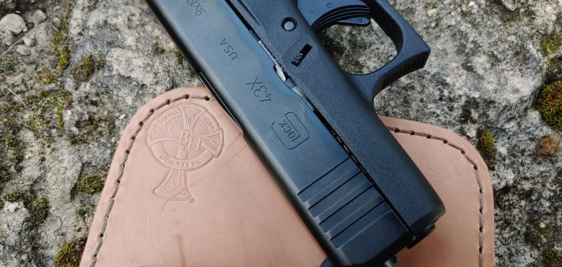The Glock 43X - Concealed Carry Perfection