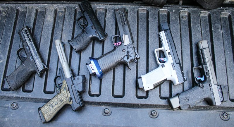 Concealed Carry in Cold Weather Means Extra Capacity