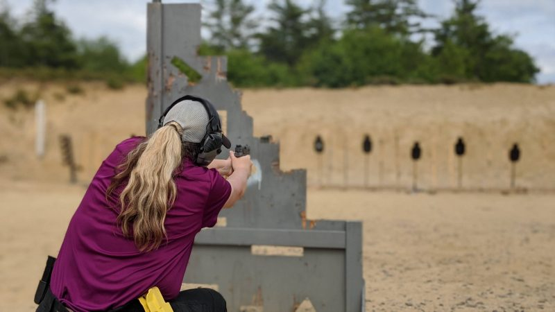 Using Cover and Concealment Effectively