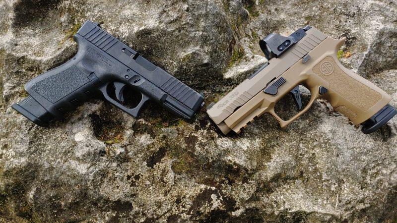 The SIG Sauer P320C - The Better Glock 19