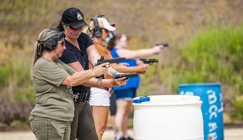Credentialed Firearm Instructor Teaching
